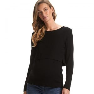 Petra Long Sleeve Feeding Top
