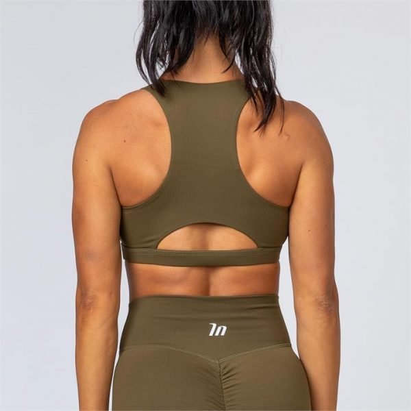 Power Bra - Khaki - M