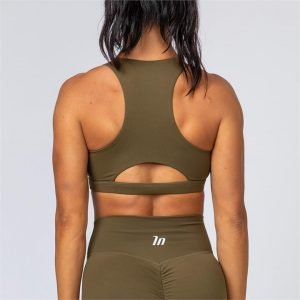 Power Bra - Khaki - XS