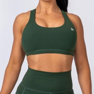 Power Bra - Moss - L