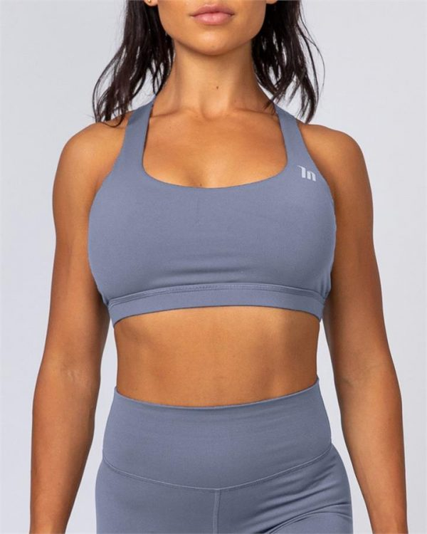 Power Bra - Stone - S