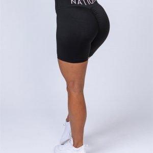 Prize Fighter Bike Shorts - Black - XS