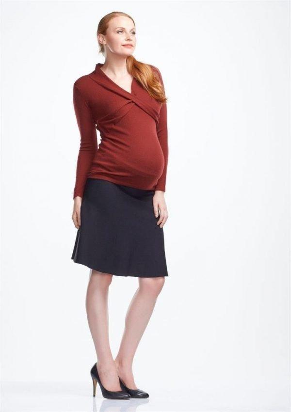 Riley Maternity Knit
