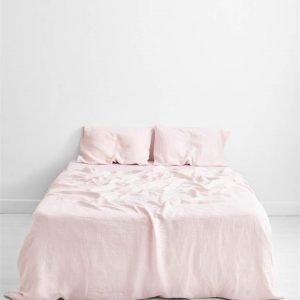 Rosewater 100% Flax Linen Bedding Set - Bed Threads
