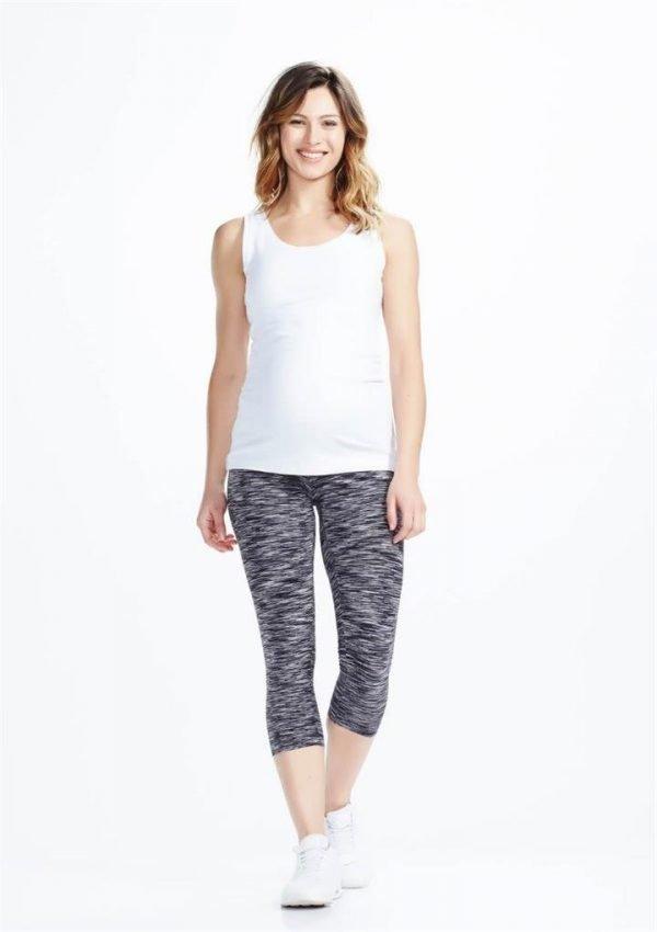 Sage 3/4 Maternity Active Legging