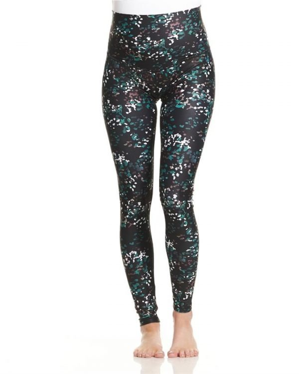 Sage Overbelly Active Maternity Legging