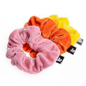 Summer Sorbet Scrunchie Pack - 3 Scrunchies