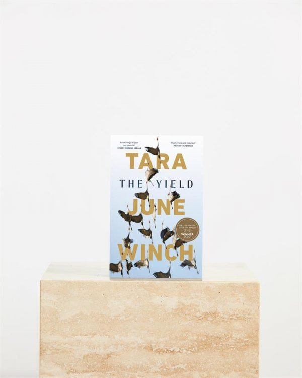 The Yield by Tara June Winch - Bed Threads