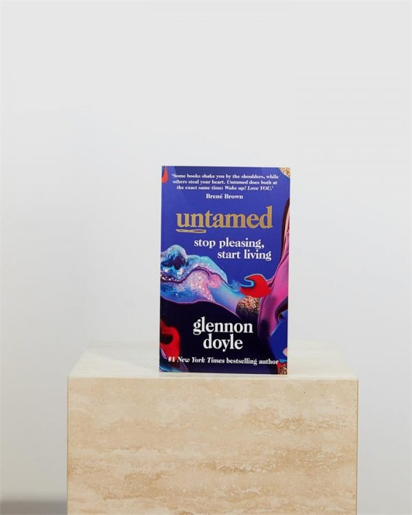 Untamed by Glennon Doyle - Bed Threads