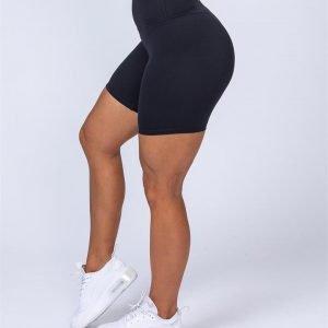 V2 Butter Bike Shorts - Black - XS