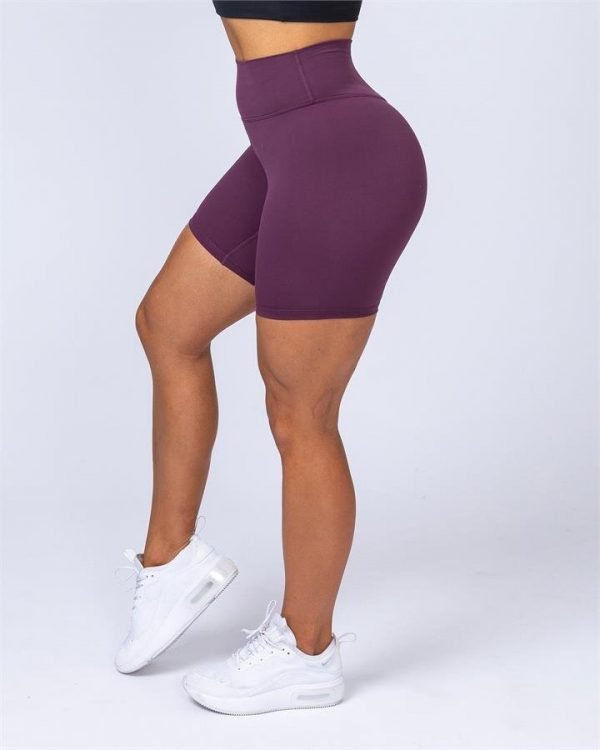 V2 Butter Bike Shorts - Mauve - XS