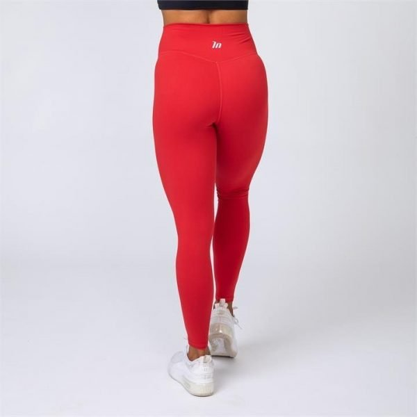 V2 Butter Leggings - Red - XXL