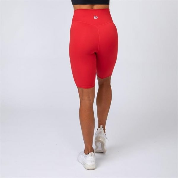 V2 Butter Referee Length Shorts - Red - XS