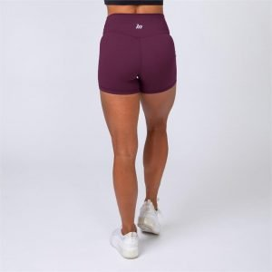 V2 Butter Shorts - Mauve - XS