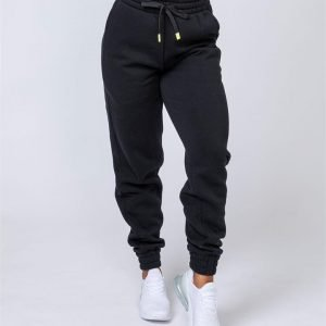 Warm-Up Trackies - Black - XS