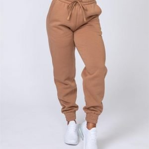 Warm-Up Trackies - Latte - XS
