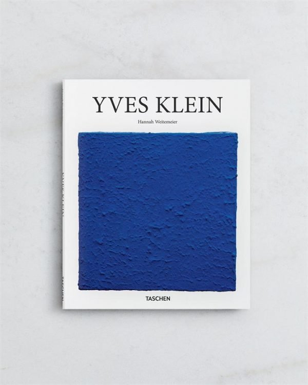 Yves Klein (Taschen's Basic Art Series 2.0) by Hannah Weitemeier - Bed Threads