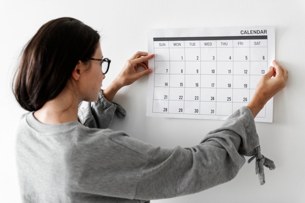 Sending Your Child To College – The Essentials They Need Wall Calendar