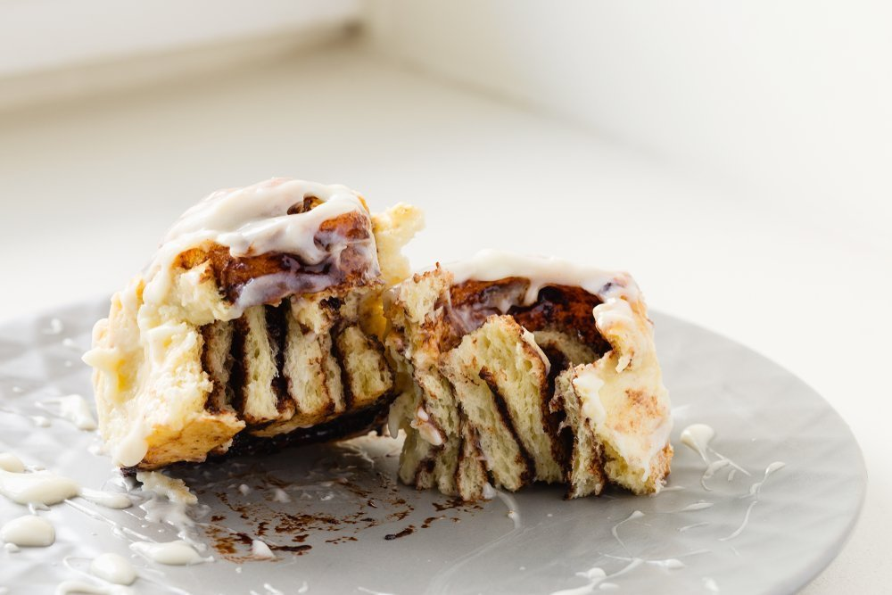 Quick And Easy Cinnamon Buns