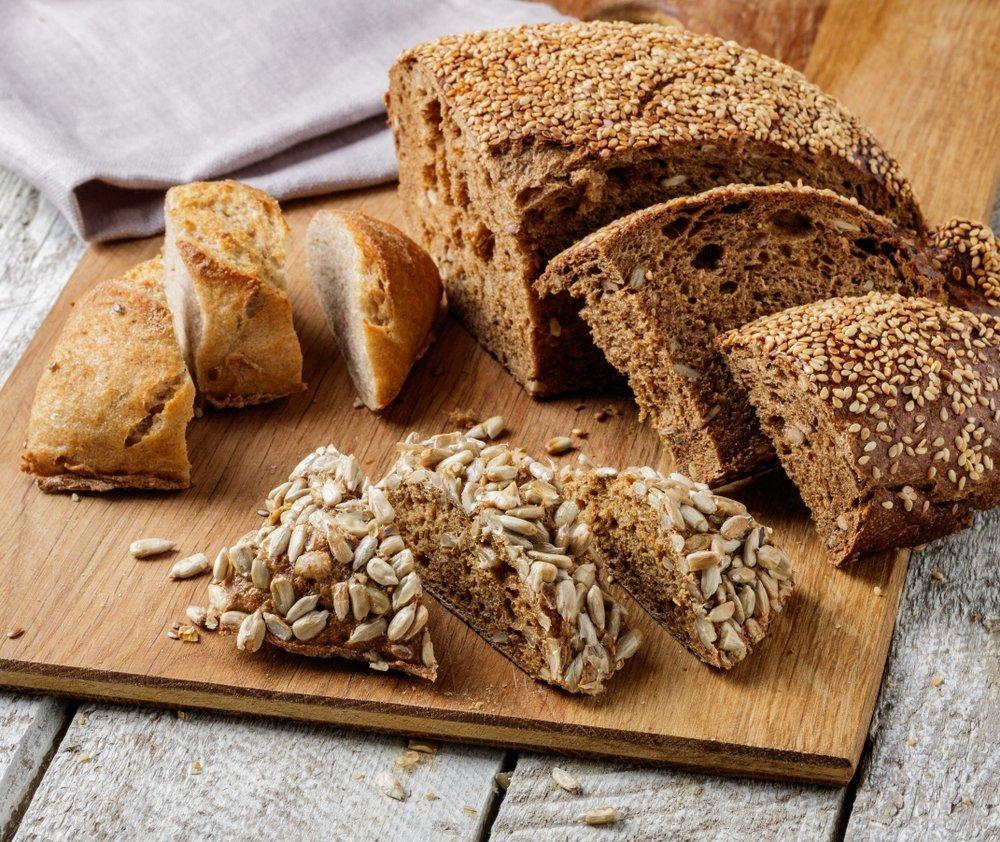 Greek Yogurt, Chicken And Cranberry Sandwich Healthiest Bread Options