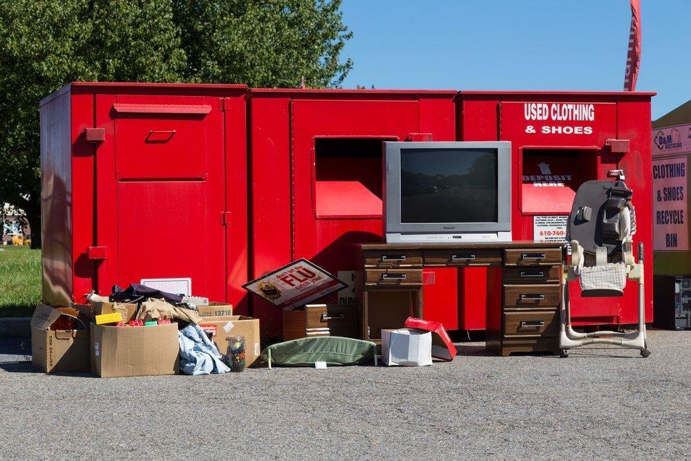 Eco-Friendly Home Décor Ideas Donate Don't Dump
