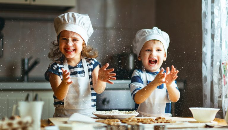 Cooking Ideas To Get The Kids Excited In The Kitchen