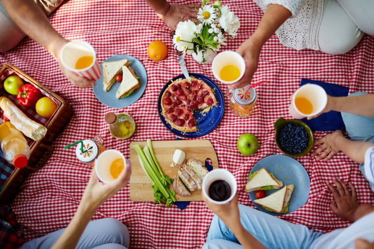 The Best Snacks To Pack For A Family Picnic