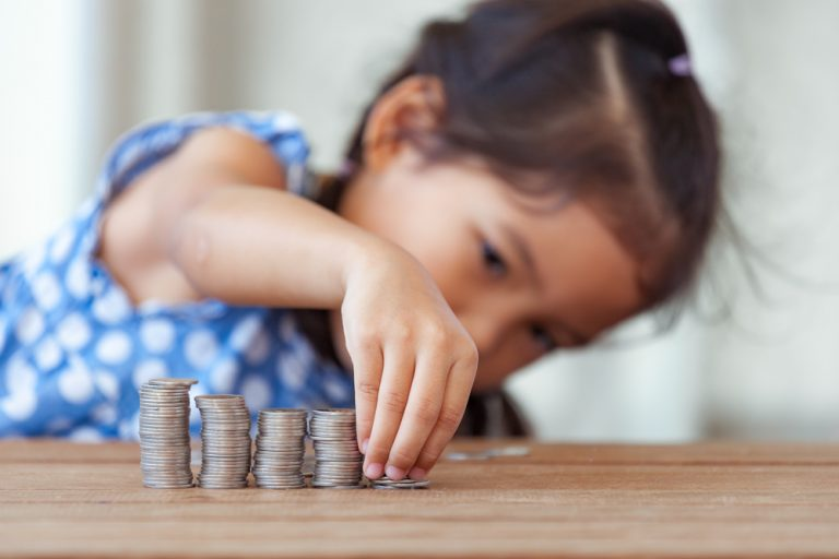 Why Your Children Should Start Saving Money Today