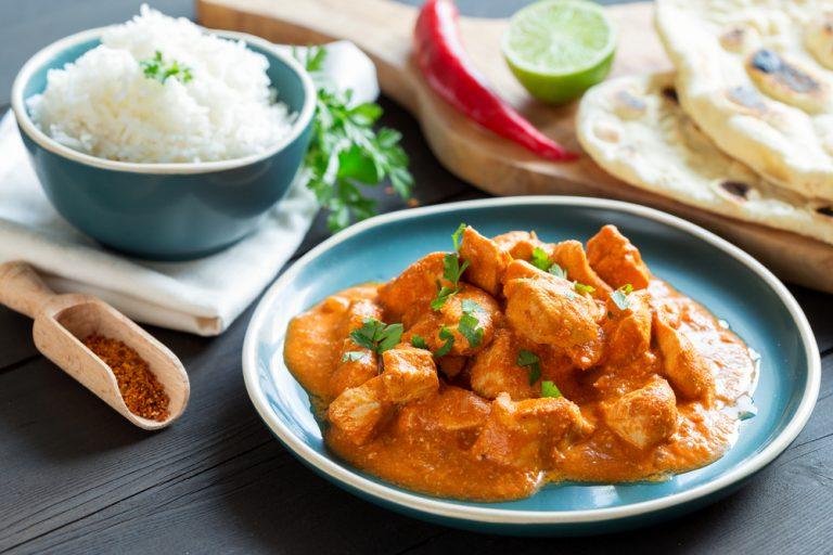 Super Easy Butter Chicken