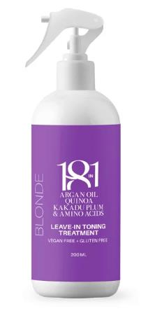 18 in 1 Blonde Leave - In Toning Treatment 200ml