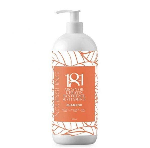 18 in 1 Nourishing Shampoo 1000ml