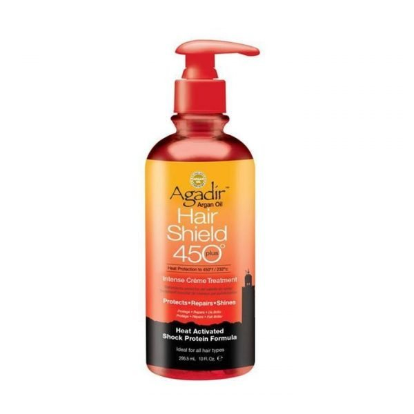 Agadir Argan Oil Hair Shield 450 Plus Intense Creme Treatment 295ml