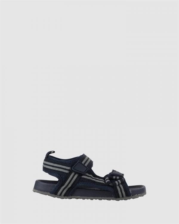 Aiden Snr Navy/Charcoal