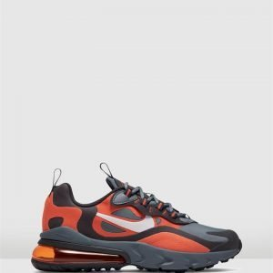 Air Max 270 React Gs B Grey/White/Anthracite