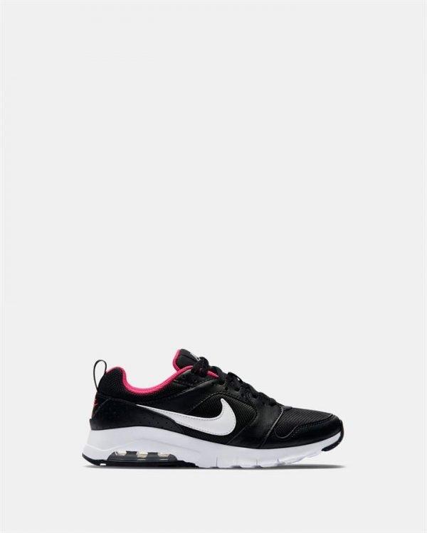Air Max Motion Gs G Black/White/Pink