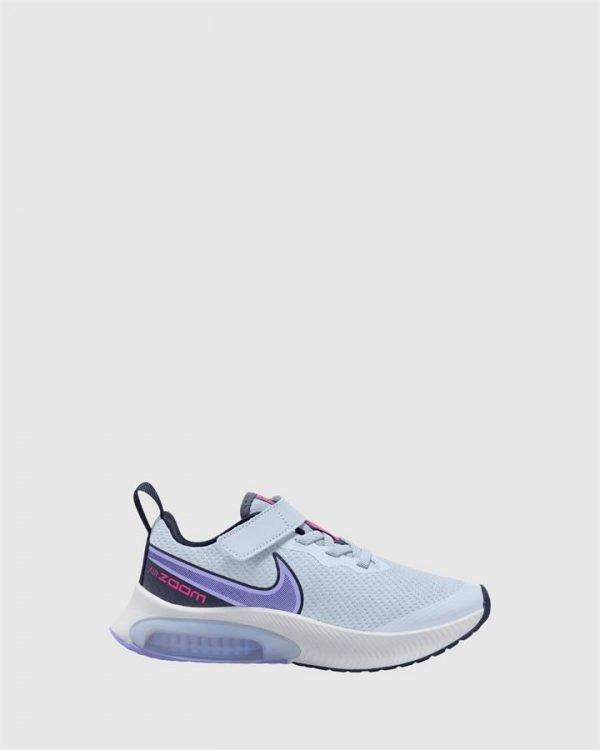 Air Zoom Arcadia Ps G Football Grey/Purple Pulse