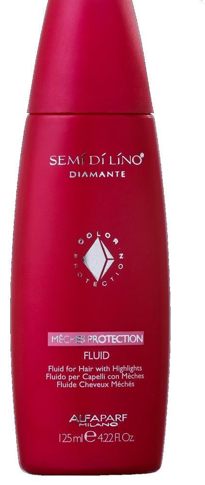 Alfaparf Milano Semi Di Lino Diamante Colour Protection Fluid 125ml