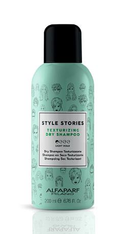 Alfaparf Style Stories Texturizing Dry Shampoo 200ml