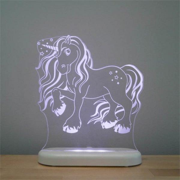 Aloka LED Sleepy Light Unicorn