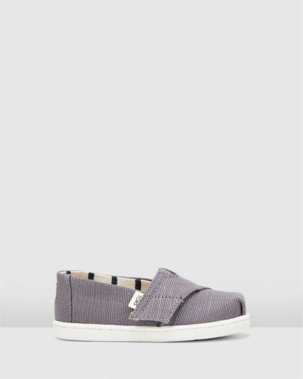 Alpargata Classic Inf B Grey