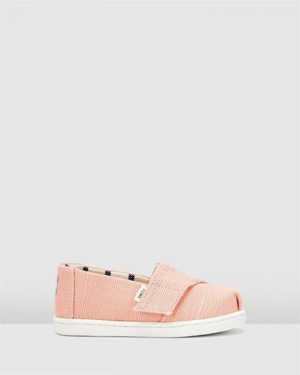 Alpargata Classic Inf G Coral Pink