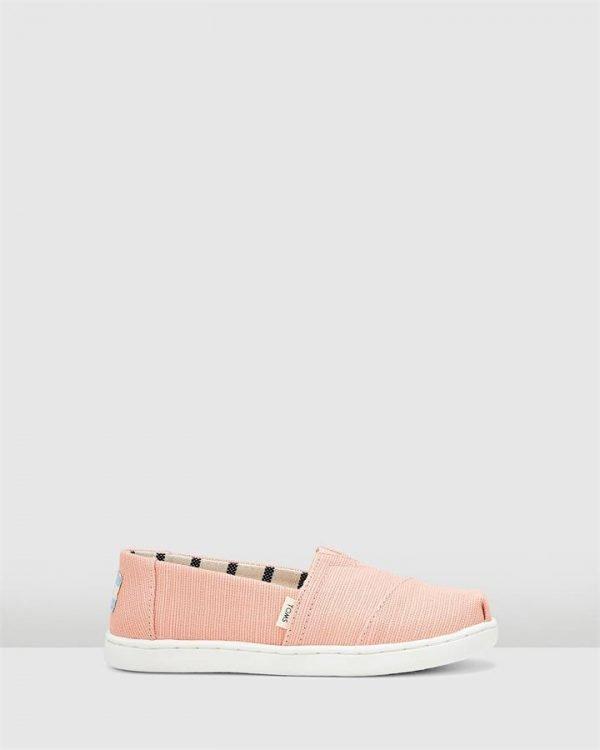 Alpargata Classic Yth G Coral Pink