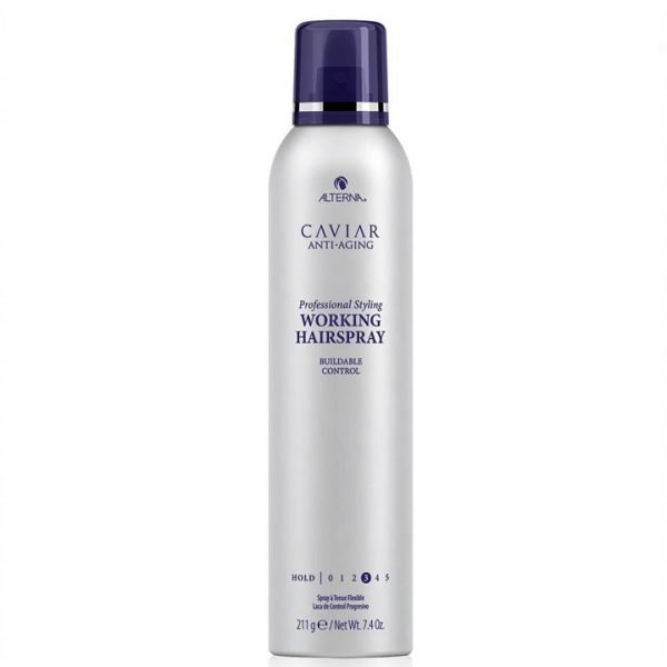 Alterna Caviar Working Hairspray 211g