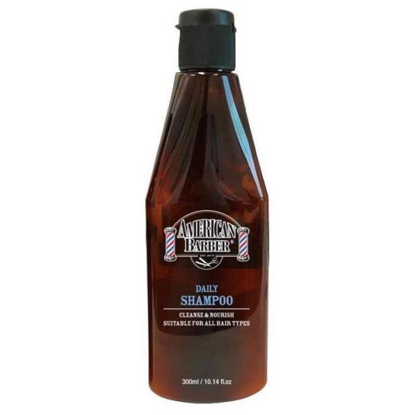 American Barber Daily Shampoo 300ml