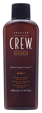 American Crew Classic 3-in-1 100ml