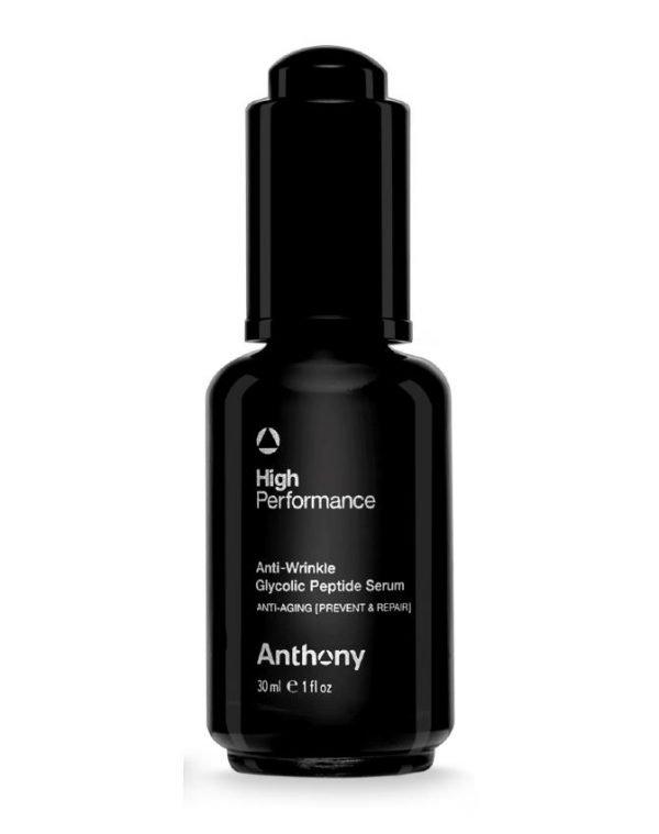 Anthony High Performance Anti-Wrinkle Glycolic Peptide Serum 30ml