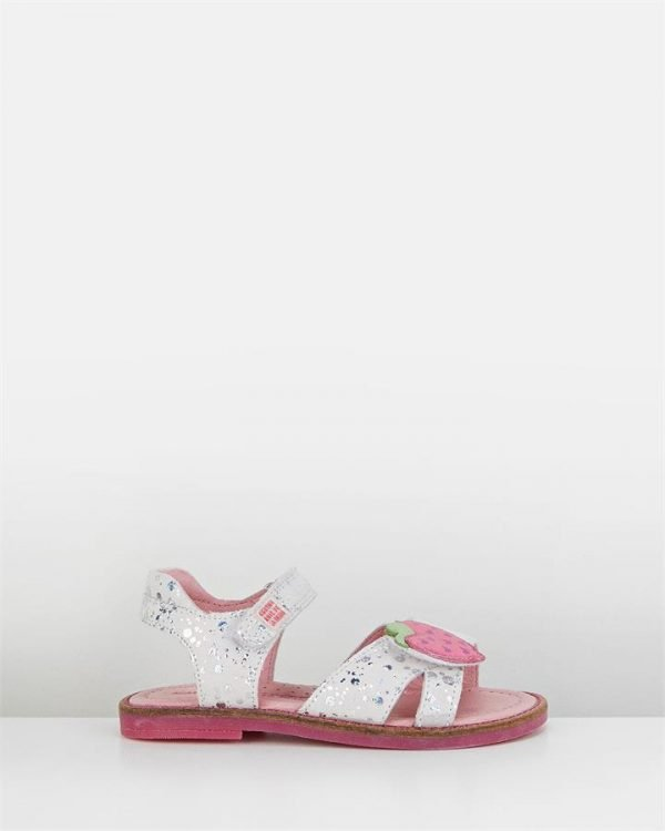 Arp Miss Ponza 182946 Sandal Silver/Pink