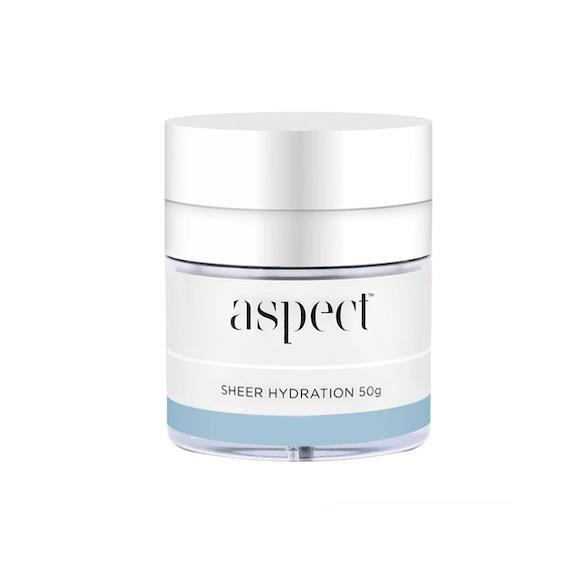 Aspect Sheer Hydration Oil Free Moisturiser 50g