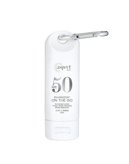 Aspect Sun Envirostat On The Go SPF50 75ml