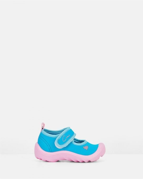 Beach Classic G Turquoise/Pink